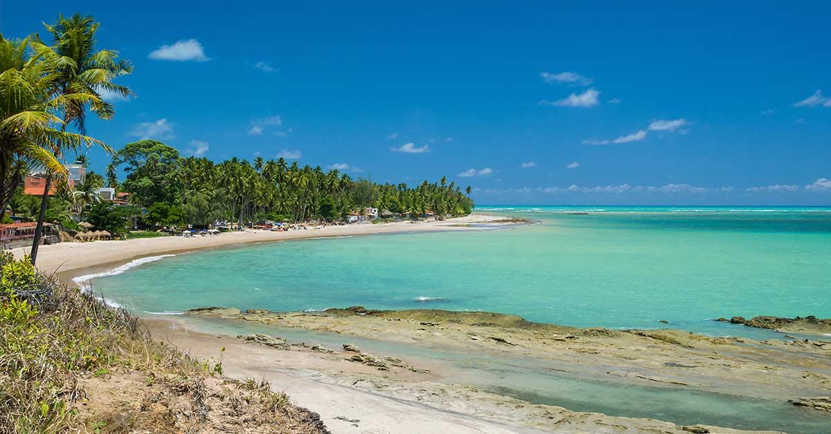 melhores destinos no nordeste brasileiro